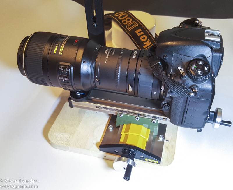 Proxxon KT-70 table and Nikon D800